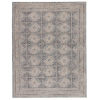 This item: Winsome Jamestown Trellis Blue and Cream 3 Ft. x 8 Ft. Area Rug