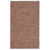 This item: Monterey Sutton Solid Orange and Brown 8 Ft. x 10 Ft. Area Rug