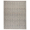 This item: Winsome Beaumont Trellis Blue and Cream 3 Ft. x 8 Ft. Runner Rug