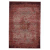 This item: Zefira Enyo Medallion Red and Pink 8 Ft. x 10 Ft. 6 In. Area Rug