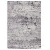 This item: Ferris Coen Abstract Gray and Ivory 9 Ft. 6 In. x 13 Ft. Area Rug