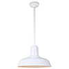 This item: Warehouse White 14-Inch Pendant with 24-Inch Downrod