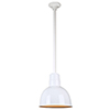 This item: Warehouse White 10-Inch Pendant with 24-Inch Downrod