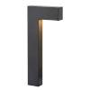 This item: Atlantis Satin Black LED Path Light with Etched Lens