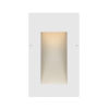 This item: Taper Satin White 3-Inch 2700K LED Deck Light with Etched Glass