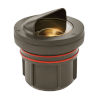 This item: Bronze LED Shielded Well Accent Spot Light with Clear Lens