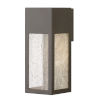 This item: Rook Bronze 12-Inch LED Outdoor Wall Mount