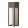This item: Rook Bronze 15-Inch LED Outdoor Wall Mount