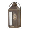 This item: Anchorage Light Oiled Bronze One-Light Outdoor Wall Mount