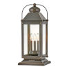 This item: Anchorage Light Oiled Bronze Three-Light Led Pier Mount
