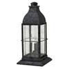 This item: Bingham Greystone Three-Light LED Outdoor Pier Mount