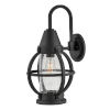 This item: Chatham Museum Black 20-Inch One-Light Outdoor Wall Mount