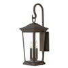 This item: Bromley Oil Rubbed Bronze 24-Inch Three-Light LED Wall Mount