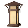 This item: Harbor Anchor Bronze LED Outdoor Pier Mount