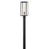 This item: Max Black One-Light Outdoor Post Mount