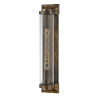 This item: Pearson Burnished Bronze One-Light Outdoor Wall Mount