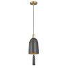 This item: Mara Heritage Brass One-Light Mini Pendant