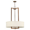 This item: Hampton Brushed Bronze LED Pendant