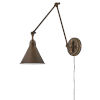This item: Arti Olde Bronze Eight-Inch One-Light Wall Sconce