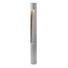 This item: Luna Titanium LED Bollard Light with Etched Lens