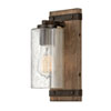 This item: Sawyer Sequoia One-Light Bath Sconce
