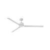 This item: Indy Matte White 72-Inch Ceiling Fan