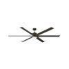 This item: Indy Maxx Metallic Matte Bronze 82-Inch LED Indoor Outdoor Fan