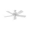 This item: Lafayette Chalk White 52-Inch Ceiling Fan