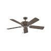 This item: Lafayette Metallic Matte Bronze 52-Inch Ceiling Fan