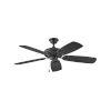 This item: Marquis Matte Black 52-Inch Ceiling Fan