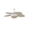 This item: Tropic Air Matte White 52-Inch Ceiling Fan