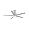 This item: Vail Brushed Nickel LED 52-Inch Ceiling Fan