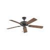 This item: Vera Cruz Matte Black 52-Inch Ceiling Fan