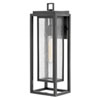 This item: Republic Oil Rubbed Bronze One-Light Outdoor Large Wall Mount