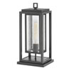 This item: Republic Oil Rubbed Bronze One-Light Outdoor Pier Mount
