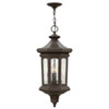 This item: Raley Oil Rubbed Bronze 12-Inch Four-Light Outdoor LED Hanging Pendant