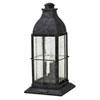 This item: Bingham Greystone 10-Inch Three-Light Outdoor LED Pier Mount
