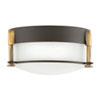 This item: Colbin Oil Rubbed Bronze LED Flush Mount
