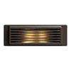 This item: Bronze Line Voltage 10-Inch LED Landscape Deck Light