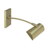 This item: Zenith Satin Brass 12-Inch LED Picture Light Direct Wire Line Voltage