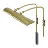This item: Zenith Satin Brass 24-Inch LED Picture Light Line Voltage