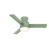 This item: Dublin Dusty Green 44-Inch Two-Light LED Ceiling Fan