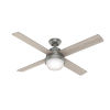This item: Marietta Matte Silver 52-Inch LED Ceiling Fan