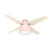 This item: Cranbrook Low Profile Blush Pink 52-Inch LED Ceiling Fan