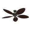 This item: Bayview Provencal Gold 54-Inch Outdoor Ceiling Fan