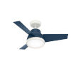 This item: Valda Indigo Blue 36-Inch Two-Light LED Ceiling Fan