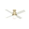 This item: Hepburn Modern Brass 44-Inch LED Ceiling Fan