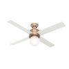 This item: Hepburn Satin Copper 52-Inch LED Ceiling Fan
