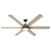 This item: Warrant Noble Bronze 70-Inch DC Motor LED Ceiling Fan