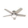 This item: Avia Brushed Nickel 48-Inch LED Ceiling Fan